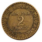 French Third Republic, 2 Francs Chambre de commerce