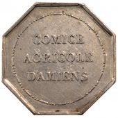 Comice agricole d'Amiens, Token
