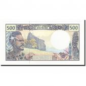 French Pacific Territories, 500 Francs, 1995, KM:1c, NEUF