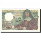 France, 100 Francs, 100 F 1942-1944 Descartes, 1944-03-23, UNC(65-70)