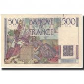 France, 500 Francs, 500 F 1945-1953 Chateaubriand, 1945-11-07, UNC(63)