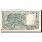 Banknote, French West Africa, 500 Francs, 1948-04-16, KM:41, UNC(63)
