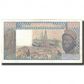 Banknote, West African States, 5000 Francs, 1986, KM:108Ao, UNC(60-62)