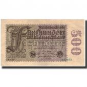 Banknote, Germany, 500 Millionen Mark, 1923-09-01, KM:110f, AU(55-58)