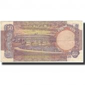 Banknote, India, 50 Rupees, 1978, KM:84f, EF(40-45)