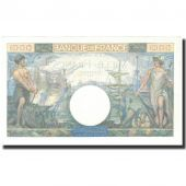 France, 1000 Francs, 1 000 F 1940-1944 Commerce et Industrie, 1944-07-20