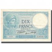 France, 10 Francs, 10 F 1916-1942 Minerve, 1930-10-23, EF(40-45)