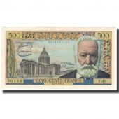 France, 500 Francs, 500 F 1954-1958 Victor Hugo, 1954-09-02, SPL