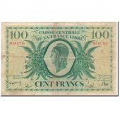 Banknote, French Equatorial Africa, 100 Francs, Undated (1941), KM:13a