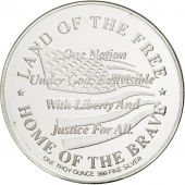 A Great Nation Stands United, 11 Septembre 2001, Médaille