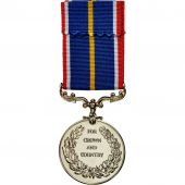National Service, Médaille