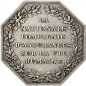 Assurances sur la Vie La Nationale, Jeton, Gailhouste 443 (Edition 93)