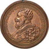 Collection des Ducs et Duchesses de Lorraine, Charles III et Claude de France, M�daille