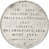 Louis XIII, Médaille