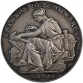 Chamber of Commerce of Douai, undated Token