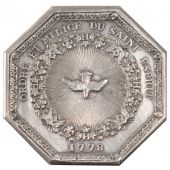 Louis XVI,  Order and Militia of Holy Spirit ,Token