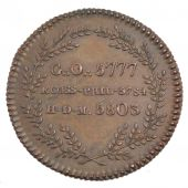 Perfect Union Orient of Douay, Token