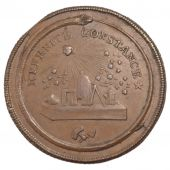 Lodge of Perfect Point of Paris,Token