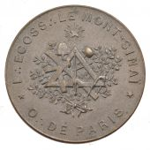 Scottish Lodge le Mont-Sinaï, Token