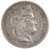 Louis Philippe I, 25 Centimes