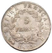 First French Empire, 5 Francs with Empire reverse