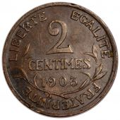 French Third Republic, 2 centimes Dupuis