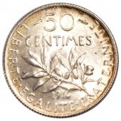Third French Republic, 50 Centimes Semeuse
