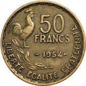 French Fourth Republic, 50 Francs G. Guiraud