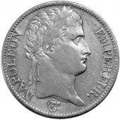 First French Empire, 5 Francs au revers Empire