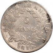 First French Empire, 5 Francs with Empire on reverse