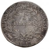 Premier Empire, 5 Francs