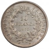 French Fifth Republic, 10 Francs Hercule