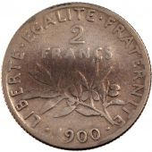 French Third Republic, 2 Francs Semeuse