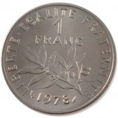 French Fifth Republic, 1 Franc Semeuse