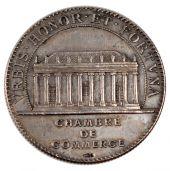 Monnaies jetons chambre de commerce nantes comptoir des for Chambre de commerce nantes