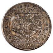 Monnaies jetons chambre de commerce nantes comptoir des monnaies numismatique - Chambre de commerce de nantes ...