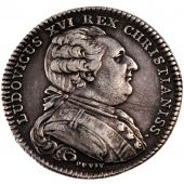 Louis XVI,  Provinces and Cities, Token