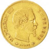 Second Empire, 10 Francs or, 1856 A, KM 784.3