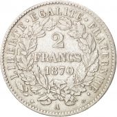 Gouvernement de Défense Nationale, 2 Francs Cérès 1870 A, KM 817.1