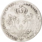 France, Louis XVI, �cu aux branches dolivier, Ecu, 1781, Toulouse, VF(20-25...