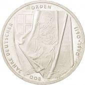 Monnaie, République fédérale allemande, 10 Mark, 1990, Hamburg, Germany, SPL