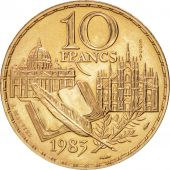 France, 10 Francs, 1983, SUP+, Nickel-Bronze, Essai, KM:E126, Gadoury:817