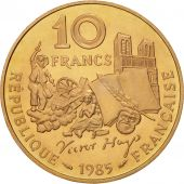 France, 10 Francs, 1985, SUP+, Nickel-Bronze, Essai, KM:E130, Gadoury:819