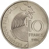 France, 10 Francs, 1986, SUP, Nickel, Essai, KM:E134, Gadoury:825