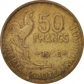 France, Guiraud, 50 Francs, 1950, Paris, TTB, KM:918.1, Gadoury 880