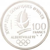France, 100 Francs, 1991, FDC, Argent, KM:994