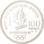 France, 100 Francs, 1990, FDC, Argent, KM:981