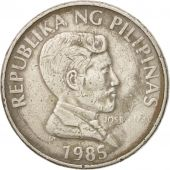 Philippines, Piso, 1985, TTB, Copper-nickel, KM:243.1