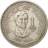 Philippines, Piso, 1982, TTB, Copper-nickel, KM:209.2