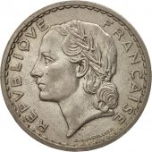 France, Lavrillier, 5 Francs, 1935, Paris, TTB, Nickel, KM:888, Gadoury:760
